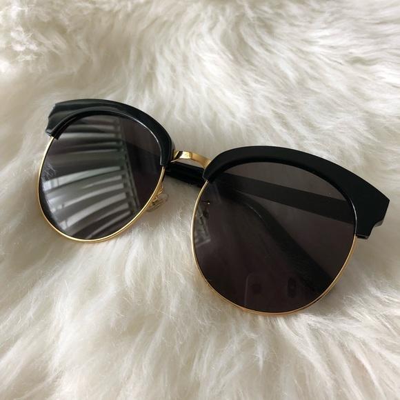344427e1055c gentle monster Accessories - Gentle Monster Deborah 60MM Clubmaster  Sunglasses
